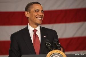 Presidentt Obama