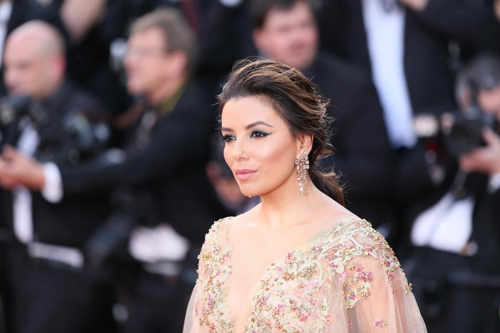 Cannes Film Festival 2017 with Eva Longoria