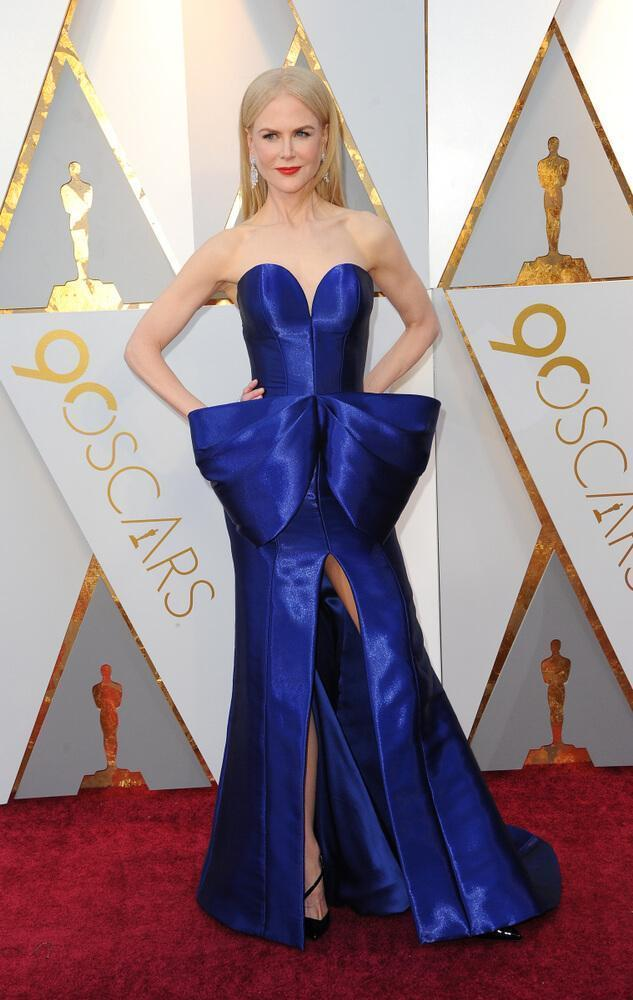 Nicole Kidman at the 90th Academy Awards