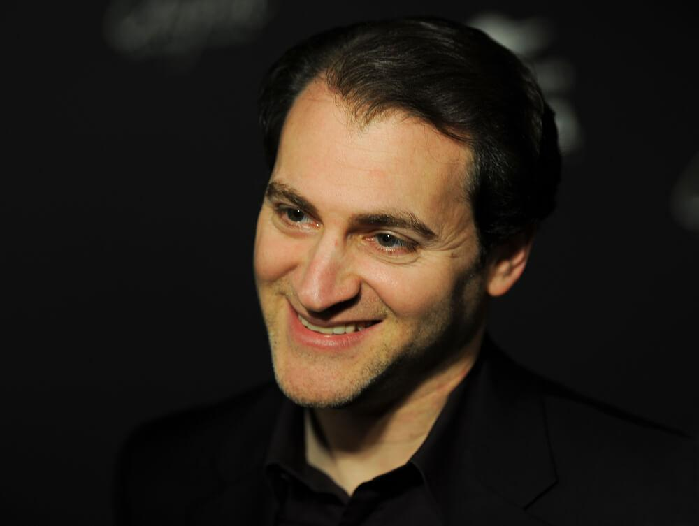 SANTA BARBRA, CA - FEB 7: actor Michael Stuhlbarg at the Virtuoso Award at the Santa Barbara Film Festival, Feb 7, 2010 in Santa Barbara, CA.