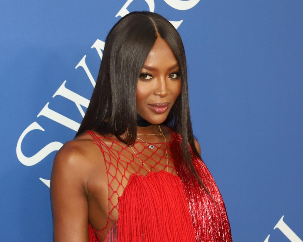 NEW YORK - JUNE 4, 2018: Naomi Campbell attends the CFDA Awards at the Brooklyn Museum on June 4, 2018, in New York.