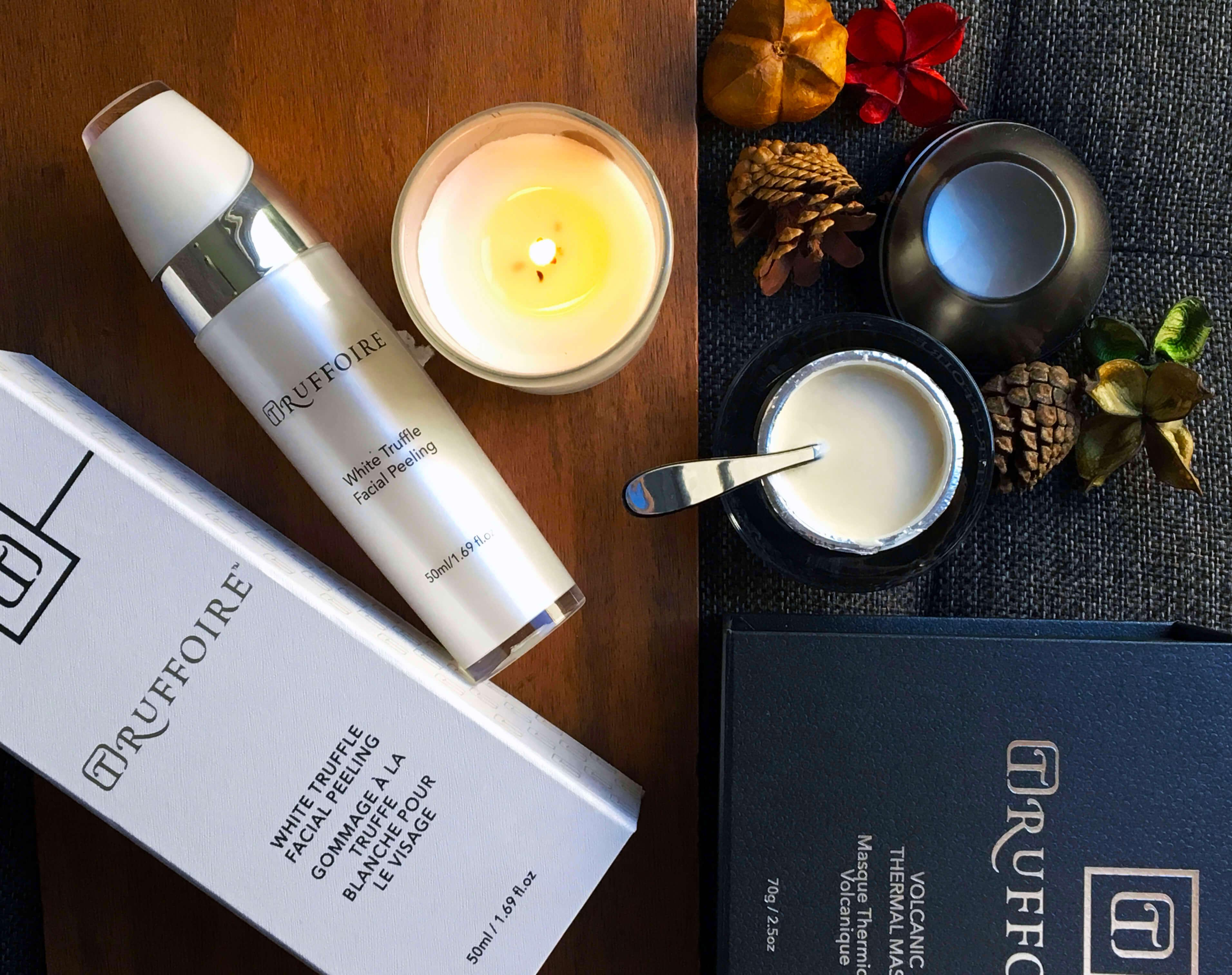 Media Shelf / Truffoire Review: My Skin Care Experience