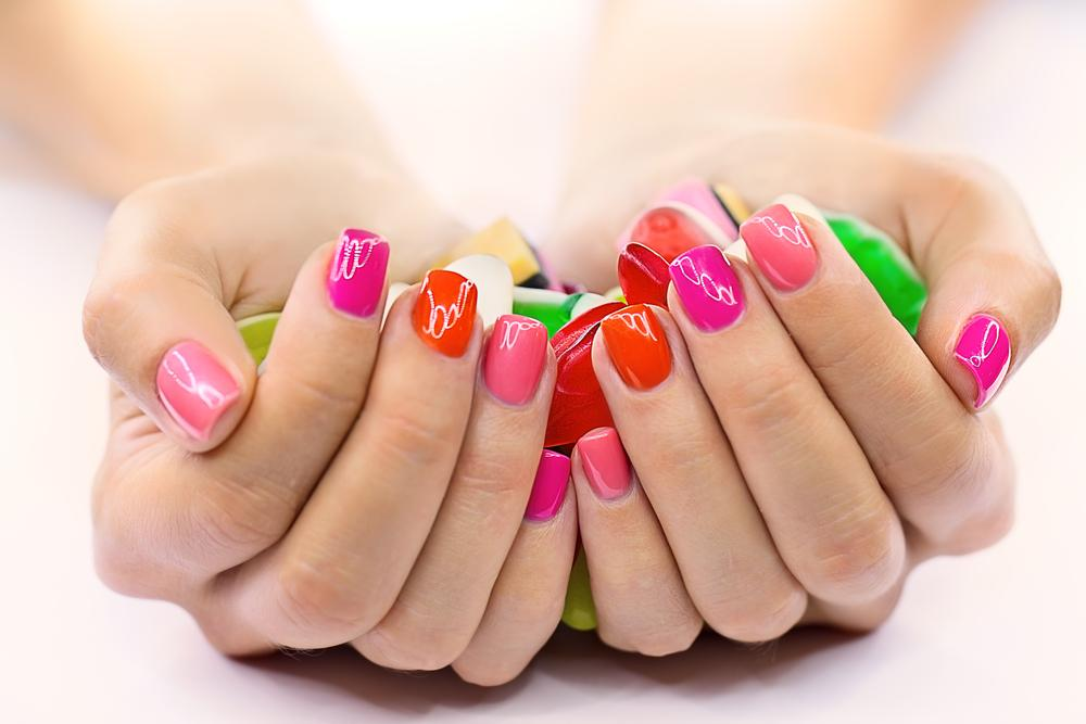 Media Shelf / Nail it! The Current Trends in Nail Art